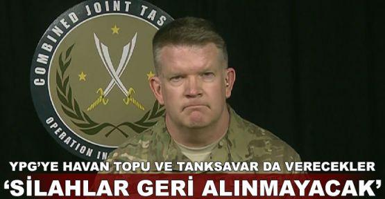 ABD'den YPG'yle ilgili yeni açıklama