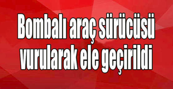 Adana'da şüpheli araç ele geçirildi