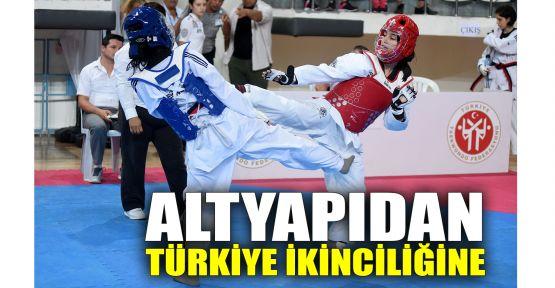 Altyapıdan Türkiye ikinciliğine