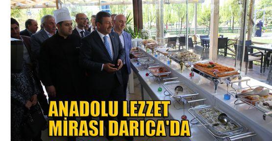 Anadolu lezzet mirası Darıca'da