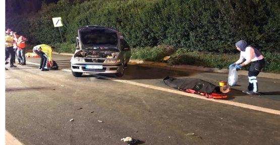 Anadolu Otoyolu'nda zincirleme trafik kazası: 3 ölü, 3 yaralı