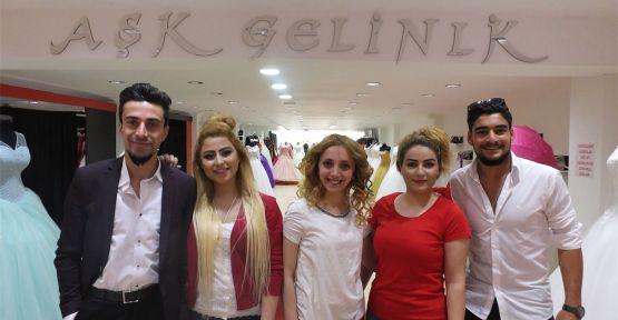 AŞK GELİNLİK:Türkiye'de benzeri yok