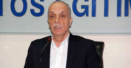 Atalay: Bugüne kadar ne ülkemi ne mazlumu ne de işçiyi sattım