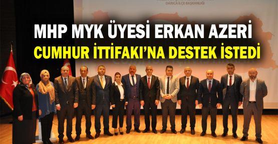 Azeri: Muzaffer Bıyık'ın adamlığına da milliyetçiliğine de şahidiz