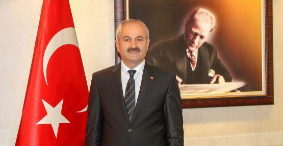 Başkan Büyükgöz'den 10 Kasım mesajı