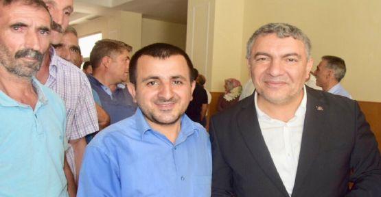 Başkan Şayir'den çalışanlara erken maaş sürprizi