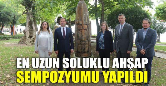 Başkan Sezer: Türkiye'ye örnek sempozyum