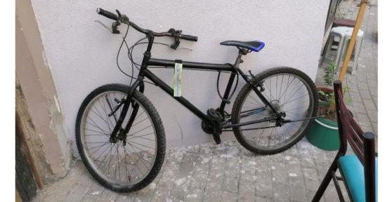Çalınan bisikletin yerine çalıntı bisiklet bırakıldı