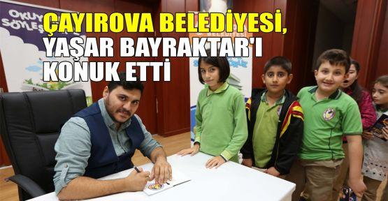 Çayırova Belediyesi, Yaşar Bayraktar'ı konuk etti