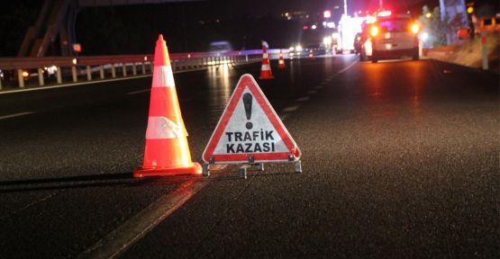 Çayırova'da trafik kazası: 6 yaralı