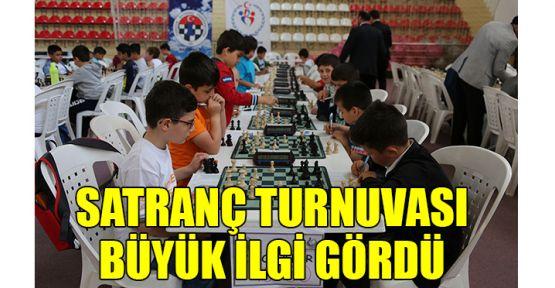 Çayırova'da yapılan Satranç Turnuvası büyük ilgi gördü