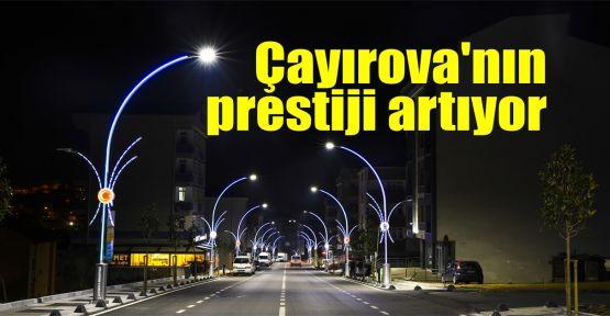 Çayırova'nın prestiji artıyor