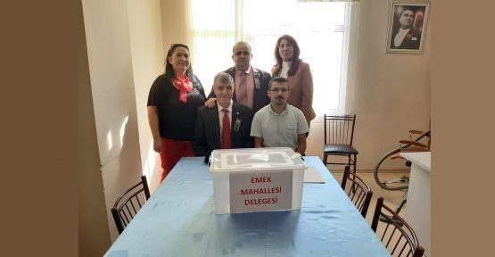CHP Çayırova'da 5 mahallenin delege seçimi tamamlandı