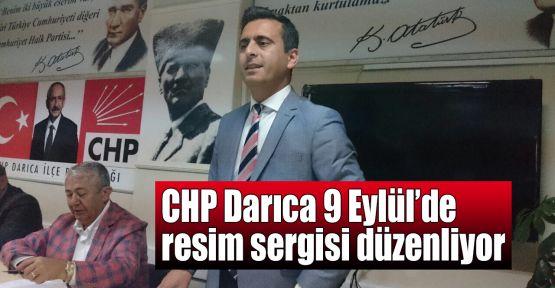 CHP Darıca'dan resim sergisi