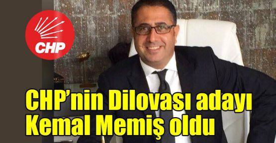CHP Dilovası adayı Kemal Memiş