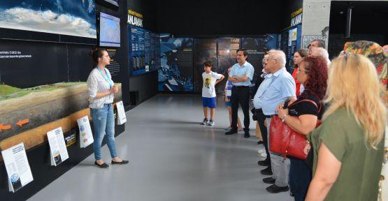 Deprem Müzesi misafirlerini ağırlamaya devam ediyor