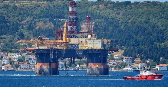Dev petrol arama platformu Diliskelesi'ne geliyor