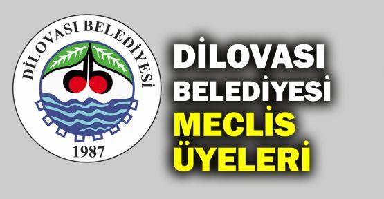 Dilovası Belediyesi Meclis üyeleri