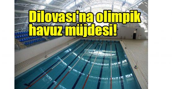 Dilovası'na olimpik havuz müjdesi!