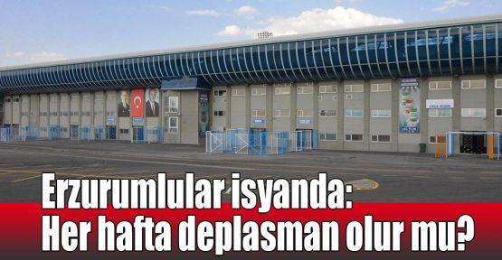 Erzurumlular isyanda: Her hafta deplasman olur mu?