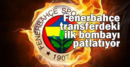 Fenerbahçe, transferdeki ilk bombayı patlatıyor