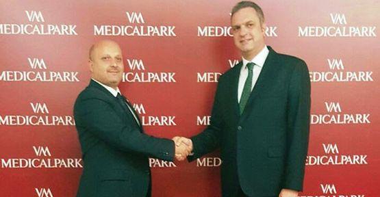 Gazeteciler ile VM Medical Parkprotokol imzaladı