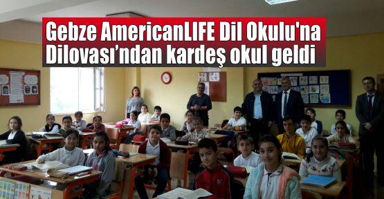 Gebze AmericanLIFE Dil Okulu'na kardeş okul