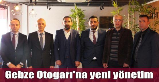Gebze Otogarı'na yeni yönetim