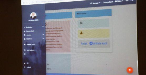 Gölcük Belediyesi Dijital Kütüphanesi hizmette