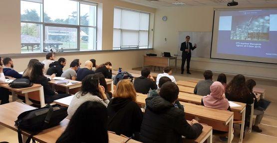 GTÜ'de 'Uygulamalı Biyoproses Eğitimi' düzenlendi