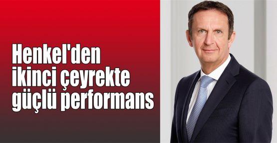 Henkel'den ikinci çeyrekte güçlü performans