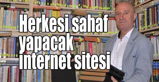 Herkesi sahaf yapacak internet sitesi