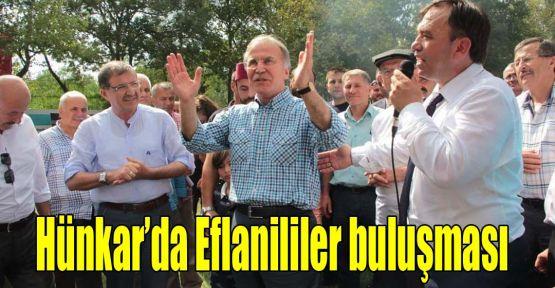 Hünkar'da Eflanililer buluşması