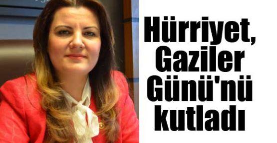 Hürriyet, Gaziler Günü'nü kutladı