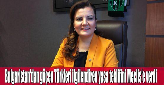 Hürriyet'ten, Bulgaristan'dan göçen Türkleri ilgilendiren yasa teklifi