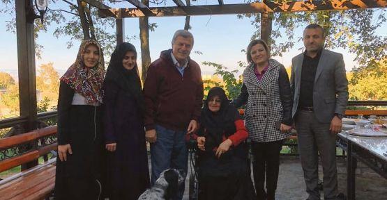 Hürriyet'ten eski başkanlara ziyaret