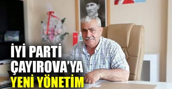 İYİ Parti Çayırova İlçe yönetimi kendini yeniledi