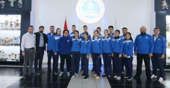 Karateciler Türkiye Şampiyonası'nda