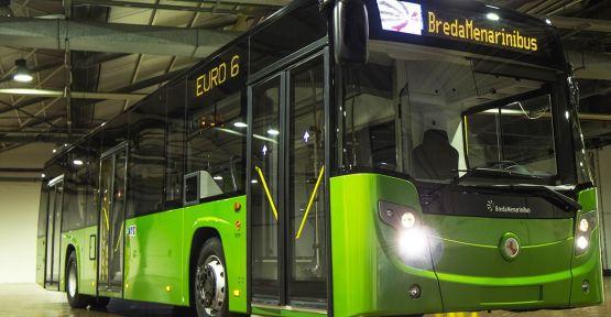 Karsan, Roma'ya 227 otobüs gönderdi