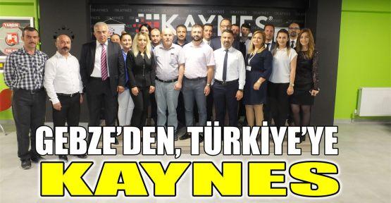 Kaynes: Gebze'den, Türkiye'ye