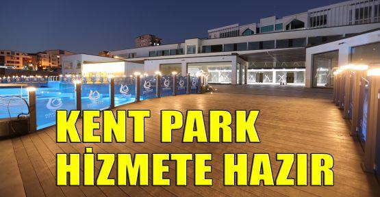 Kent Park hizmete hazır