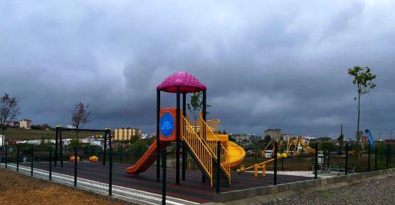 Kirazpınar'a yeni park