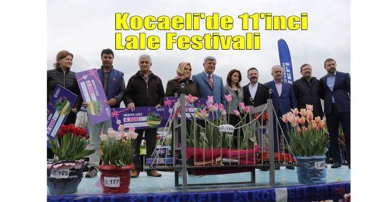 Kocaeli'de 11'inci Lale Festivali