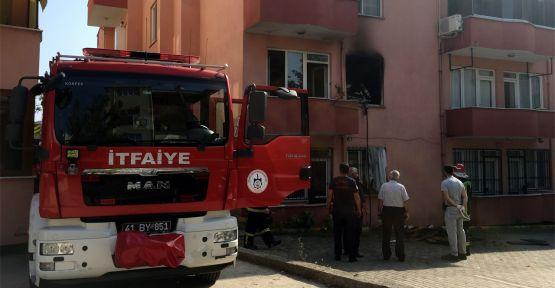 Kocaeli'de evde patlama: Baba ve kızı öldü, anne yaralı