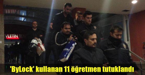Kocaeli'nde 'ByLock' kullanan 11 öğretmen tutuklandı