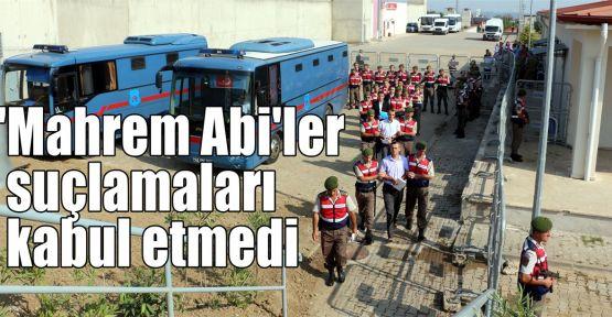 'Mahrem Abi'ler suçlamaları kabul etmedi