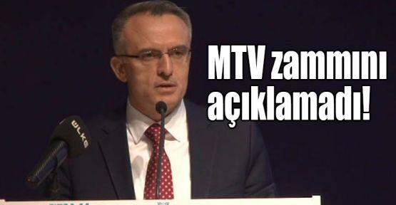 MTV zammını açıklamadı!