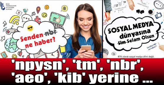 'npysn', 'tm', 'nbr', 'aeo', 'kib' yerine …