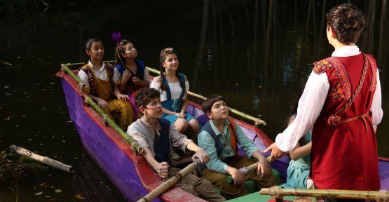Ormanya'da bir hayaller ülkesi: Gamonya