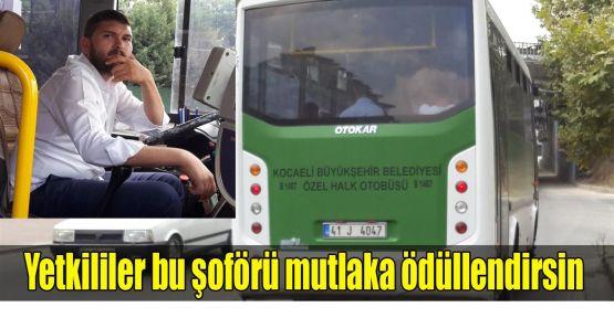 Örnek şoför, örnek vatandaş